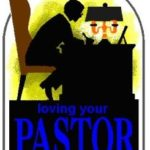 Supporting your Pastor