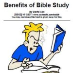 Benefits of Bible Study